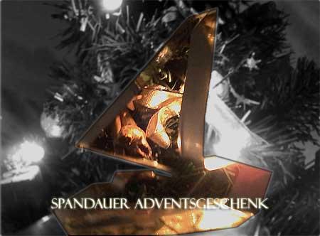 Spandauer Adventsgeschenk