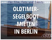 Oldtimer-Segelboote mieten in Berlin