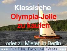 Historische  Olympia-Jolle kaufen oder mieten in Berlin