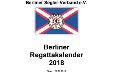 Berliner Regattakalender Titel