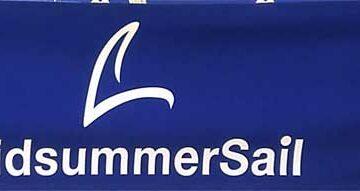 Relingskleid MidsummerSail Werbung