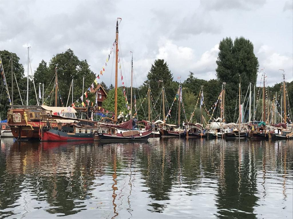 Plattbodenschiff-Treffen 28./29.8.21